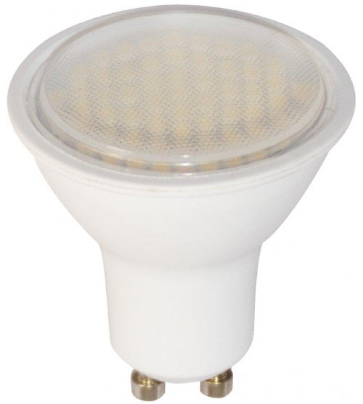 led lampe 230 volt 3 watt 20 watt gu10 von intelectra einbaustrahler halogenlampen. Black Bedroom Furniture Sets. Home Design Ideas